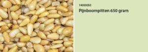 Pijnboompitten 650 gram