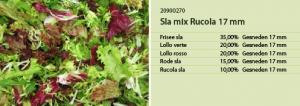 Sla mix rucola 17mm